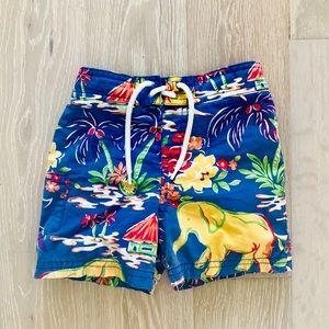 Polo Ralph Lauren swim trunks